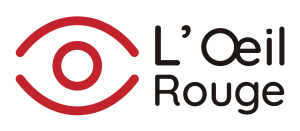 Logo association l'oeil rouge